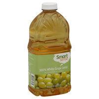 Smart Sense 100% Juice, White Grape, 64 fl oz (2 qt) 1.89 lt - KMART CORPORATION