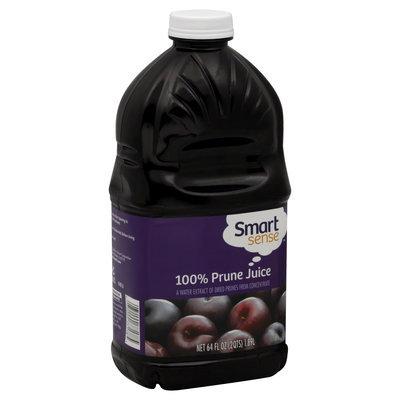 Smart Sense 100% Juice, Prune, 64 fl oz (2 qt) 1.89 lt - KMART CORPORATION