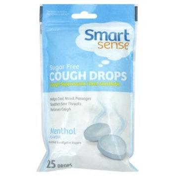 Kmart Corporation Cough Drops, Sugar Free, Menthol, 25 drops