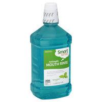 Kmart Corporation Mouthwash, Antiseptic, Spring Mint Flavor, 50.7 fl oz (1.5 lt)