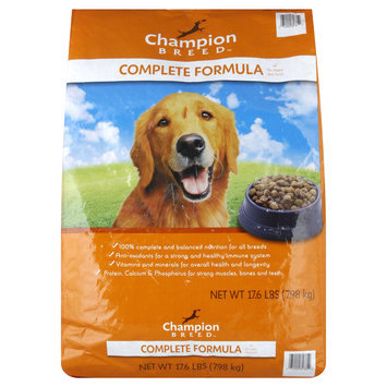 Champion Breed Dog Food, All Life Stages, Complete Formula, 17.6 lb (7.98 kg) - KMART CORPORATION
