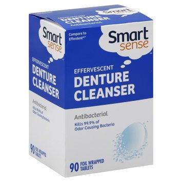 Kmart Corporation Denture Cleanser, Effervescent, 90 tablets