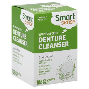 Kmart Corporation Denture Cleanser, Effervescent, 108 tablets