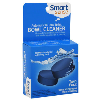 Kmart Corporation Toilet Bowl Cleaner, Automatic In Tank, Twin Pack, 2 - 1.7 oz (48 g) units [3.4 oz (96 g)]