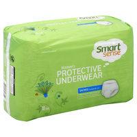 Kmart Corporation Underwear, Protective, Women's, Maximum Absorbency, Sm/Med, 18 pair