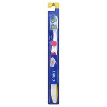 Kmart Corporation Orbit Toothbrush, Full, Soft, 1 toothbrush