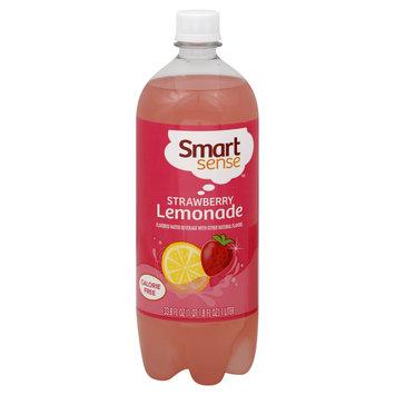 Kmart Corporation Lemonade, Strawberry, 33.8 fl oz (1 qt 1.8 fl oz) 1 lt