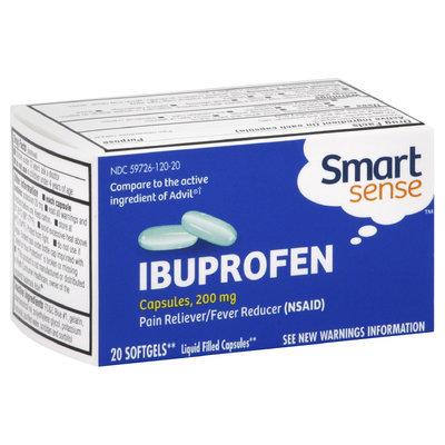Kmart Corporation Ibuprofen, 200 mg, Softgels, 20 softgels