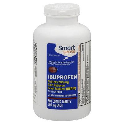 Kmart Corporation Ibuprofen, 200 mg, Coated Tablets, 500 caplets
