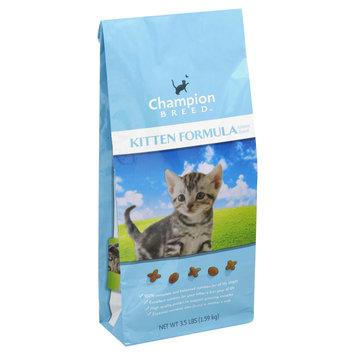 Kmart Corporation Kitten Food, 3.5 lb (1.59 kg)