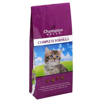 Kmart Corporation Cat Food, All Life Stages, Complete Formula, 3.5 lb (1.59 kg)