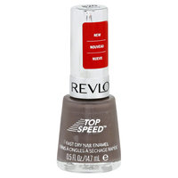 Revlon Top Speed Fast Dry Nail Enamel, Stormy