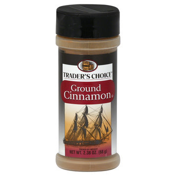 Trader's Choice Cinnamon, Ground, 2.38 oz (68 g) - SPECIALTY BRANDS, INC.
