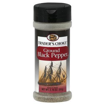 Trader's Choice Black Pepper, Ground, 2.15 oz (61 g) - SPECIALTY BRANDS, INC.