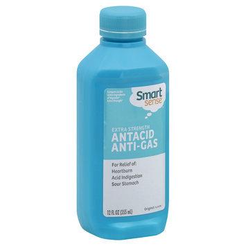 Kmart Corporation Antacid Anti-Gas, Extra Strength, Original Flavor, 12 fl oz (355 ml)