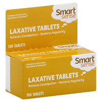 Kmart Corporation Laxative Tablets, 100 tablets