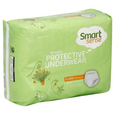 Kmart Corporation Underwear, Protective, Women's, Maximum Absorbency, X-Large, 14 pair