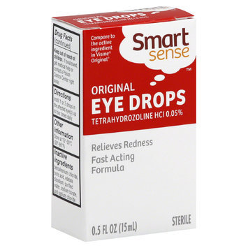Smart Sense Eye Drops, Original, .5 oz - BOYCE ENGINEERING