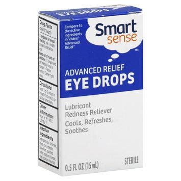 Smart Sense Eye Drops, Advanced Relief 0.5 fl oz (15 ml) - BOYCE ENGINEERING