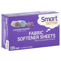 Kmart Corporation Smart Sense Fabric Softener Sheets, Lavender Scented, 120 count
