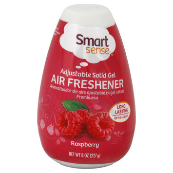 Smart Sense Air Freshener, Adjustable Solid Gel, Raspberry, 8 oz (227 g) - KMART CORPORATION