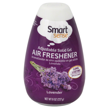 Smart Sense Air Freshener, Adjustable Solid Gel, Lavender, 8 oz (227 g) - KMART CORPORATION