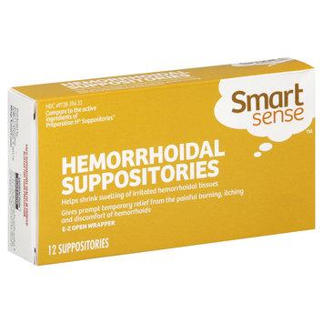 SMART SENSE SUPPOSTS.12C HEMORRHOIDAL - KMART CORPORATION