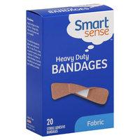 Smart Sense Heavy Duty Fabric Bandages 20 ct - KMART CORPORATION