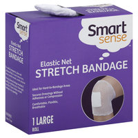 Smart Sense Elastic Net Stretch Bandage 5YD 1 pk - KMART CORPORATION