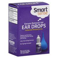 Smart Sense Ear Drops, Earwax Removal Aid, 1 kit - KMART CORPORATION