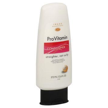 Image Essentials ProVitamin Conditioner, Straighter, Not Curly 12.6 fl oz (372 ml) - mygofer