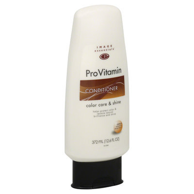 Image Essentials ProVitamin Conditioner, Color Care & Shine 12.6 fl oz (372 ml) - mygofer