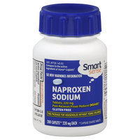 SMART SENSE NAPRXN S2C NCRC CAP 200CT - KMART CORPORATION