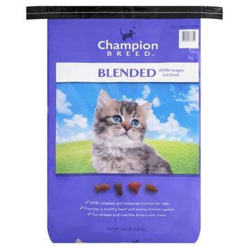 Kmart Corporation Cat Food, All Life Stages, Blended, 16 lb (7.26 kg)