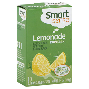 Smart Sense Drink Mix, Lemonade - KMART CORPORATION