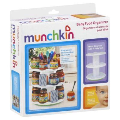 Munchkin Baby Food Organizer, 1 organizer - MUNCHKIN, INC.