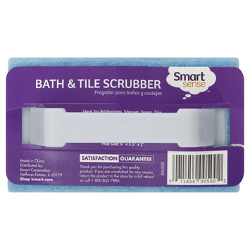 Smart Sense Bath & Tile Scrubber, 1 brush - FIFTY-FIFTY GROUP