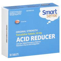 Smart Sense Acid Reducer, Original Strength, 30 Tablets - KMART CORPORATION