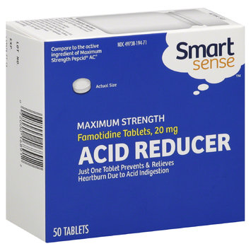 Smart Sense Acid Reducer, Maximum Strength - KMART CORPORATION