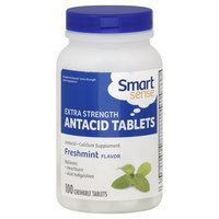 Mygofer Smart Sense Antacid Tablets, Extra Strength, Freshmint Flavor, 100 tablets