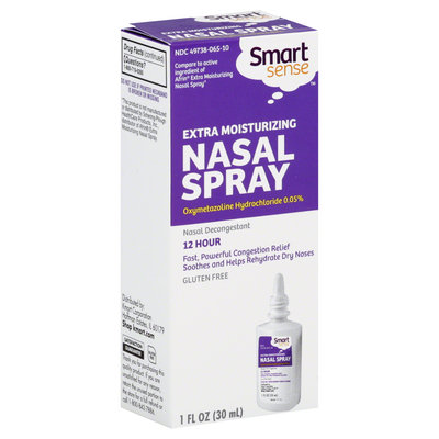 Smart Sense Nasal Spray, Extra Moisturizing