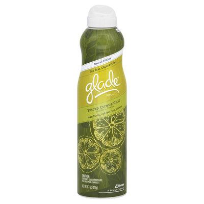 Glade Spray, Spiced Citrus Chic, 9.7 oz (274 g) - S.C. JOHNSON & SON, INC.