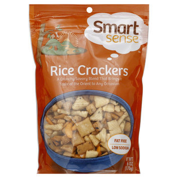 Smart Sense Rice Crackers, 6 oz (170 g) - mygofer