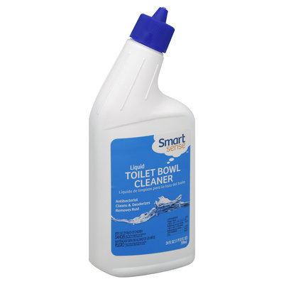 Smart Sense Toilet Bowl Cleaner, Liquid, 24 fl oz (1 pt 8 fl oz) 709 ml - mygofer