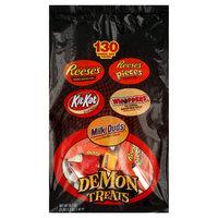 Hershey's Candy, Assortment, Snack Size, 130 pieces [51.2 oz (3 lbs 3.2 oz) 1.45 kg] - HERSHEY CHOCOLATE U.S.A.