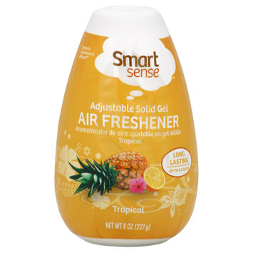 Smart Sense Air Freshener, Adjustable Solid Gel, Tropical, 8 oz (227 g) - mygofer
