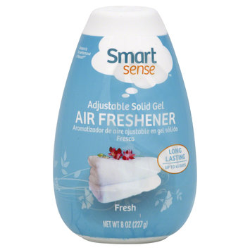Smart Sense Air Freshener, Adjustable Solid Gel, Fresh, 8 oz (227 g) - mygofer