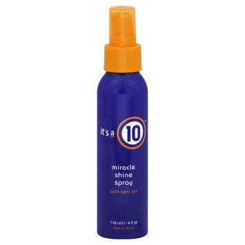 Ny Value Club Ltd Miracle Shine Spray, with Noni Oil, 4 fl oz (118 ml)