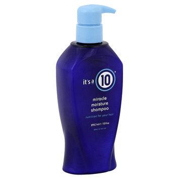 Ny Value Club Ltd Shampoo, Miracle Moisture, 10 fl oz (295.7 ml)