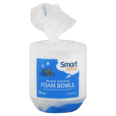Mygofer Bowls, Foam